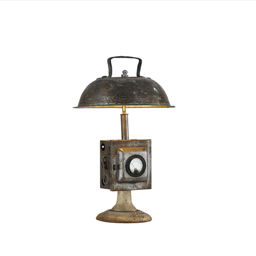 S/T industrial vintage light